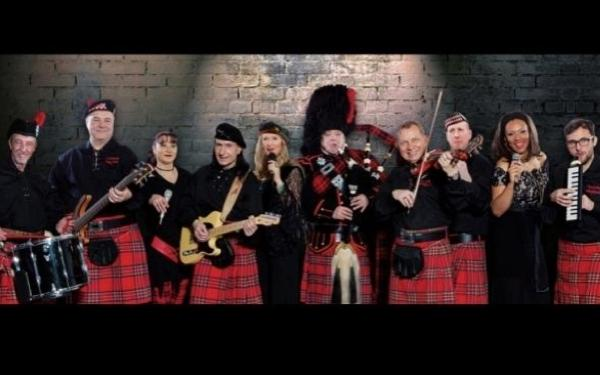 Black-Shot-Silly-Pipers: Black-Shot-Silly-Pipers: Schottisch-Irische Musik und Tanzshow