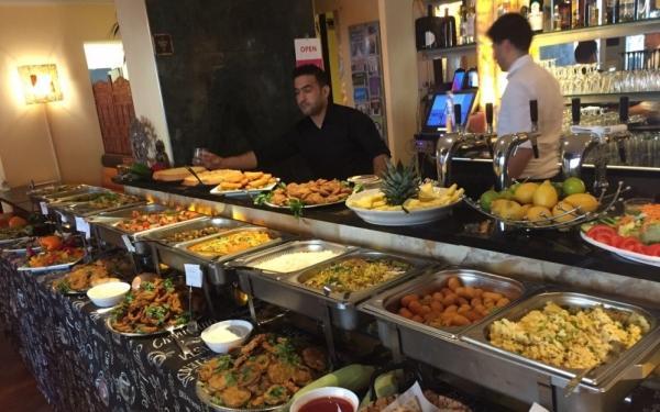 indisches restaurant shiva berlin 10 sparen bei wochenend brunch. Black Bedroom Furniture Sets. Home Design Ideas