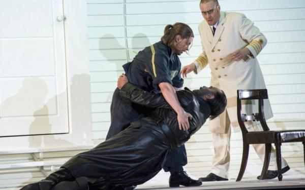 Deutsche Oper Berlin: Deutsche Oper Berlin: BILLY BUDD