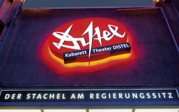 Distel berlin bis zu 29 sparen bei tickets f r kabarett for Admiralspalast foyer 101