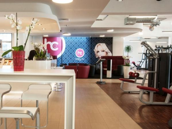 Hard Candy Fitness Berlin: Hard Candy Fitness Berlin: Trainingsmonat & myline Kurs