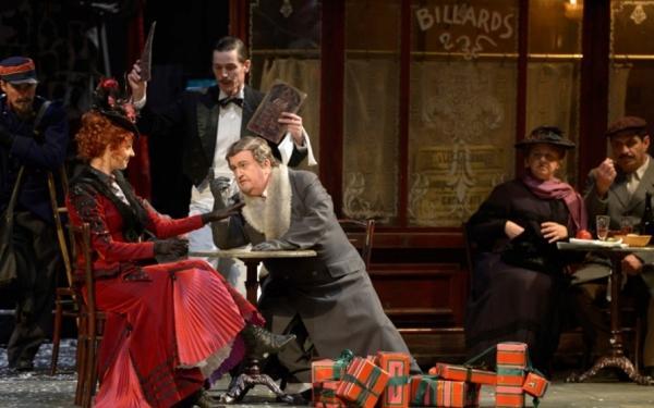 La Boheme In Deutsche Oper Berlin Eintritt Oper Bis 95 Sparen