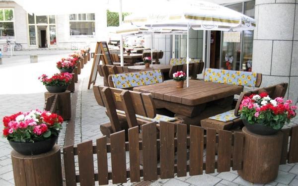 restaurant alpenwirt berlin bis 18 sparen gutb rgerliche k che. Black Bedroom Furniture Sets. Home Design Ideas