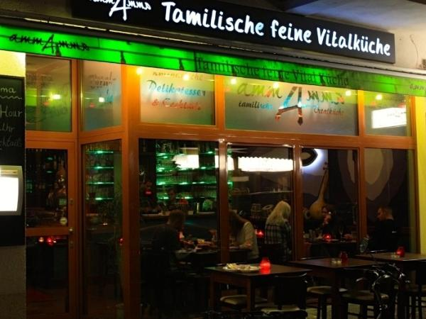 tamilische küche in berlin: im restaurant ammamma bis 14 ? sparen - Tamilische Küche