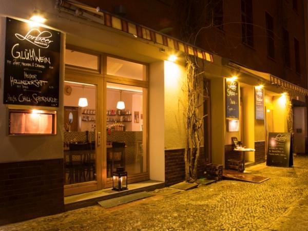 restaurant lorbeer berlin: bis 25 ? sparen bei frühstück und speisen - Regionale Küche Berlin