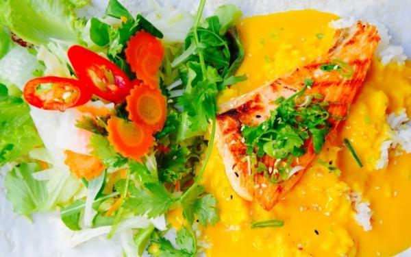 MAMA COOK Restaurant: MAMA COOK Restaurant: Vietnamesische Küche Und Sushi  ...