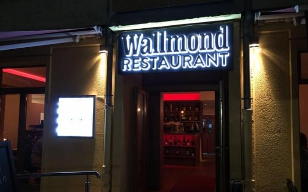 WALLMOND Restaurant: WALLMOND Restaurant: GRILL & BBQ