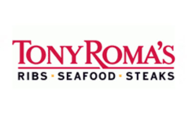Tony Roma's Famous for Ribs