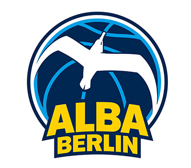 ALBA BERLIN Basketballteam